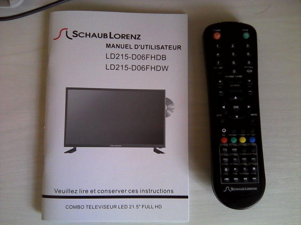 Télé Neuve Schaub  Lorenz avec cd incorporé . 120 Noyelles-lès-Vermelles (62)