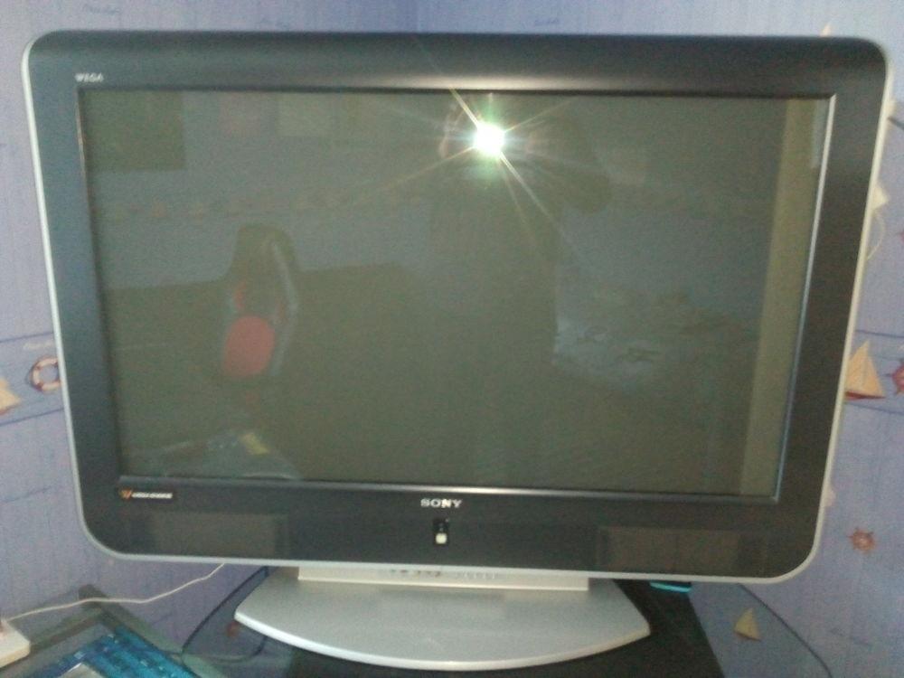 Télé Sony plasma wega engine écran 107 cms 1250 Viviers-sur-Artaut (10)