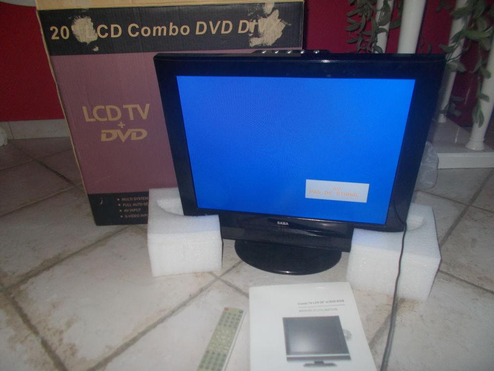 tele dvd lcd en 220 volt et 12 volt faire prix  0 Saran (45)