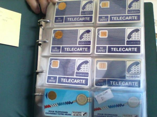 TELECARTES 160 Trappes (78)