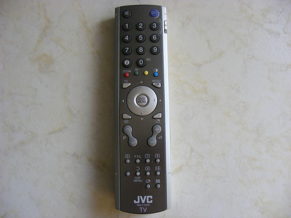télécommande JVC RM-C1808 10 Plédran (22)