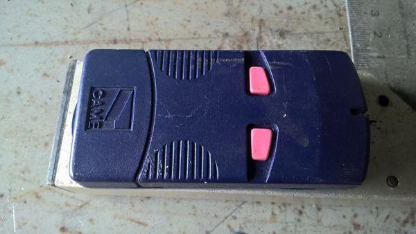 Télécommande CAME 2 Canaux TOP 432 M 35 Friville Escarbotin (80)