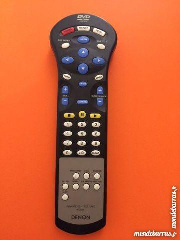Télécommande DVD Denon RC 546 29 Nice (06)