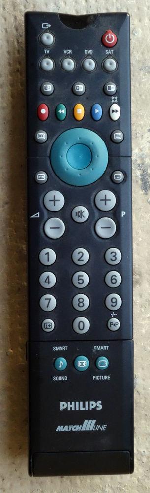 Télécommande ORIGINALE pour PHILIPS Matchline 25 Narbonne (11)