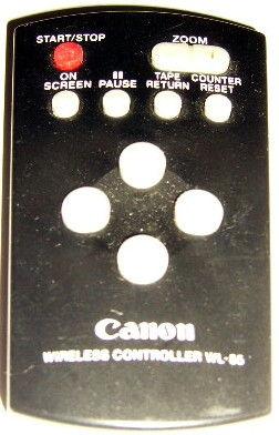 télécommande pour camera numerique CANON WL-85 4 Versailles (78)