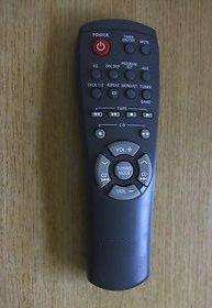 Télécommande Samsung lecteur CD / chaine 14 Beauchamp (95)