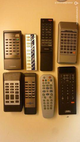 Télécommandes divers 10 Vincennes (94)