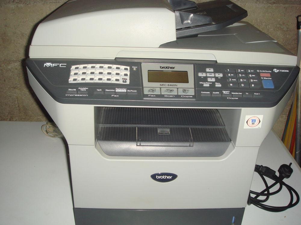 Télécopieur-photocopieur-imprimante-scanner 50 Marolles (51)