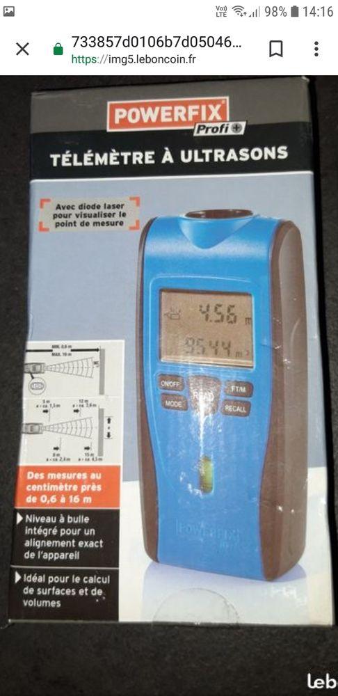 Télémètre à ultrasons  40 Mondelange (57)