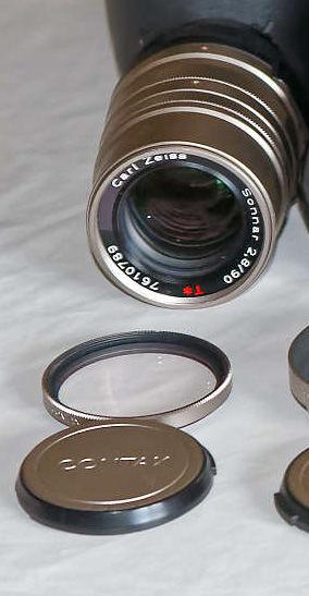 Téléobjectif Carl Zeiss  90 mm 250 Bergerac (24)