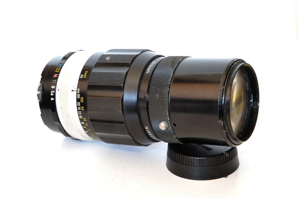 TELEOBJECTIF  NIKON  200 mm - F 4 95 Biarritz (64)