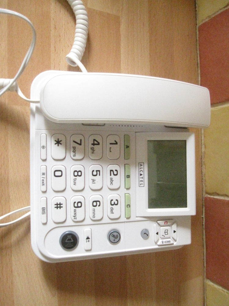 Téléphone alcatel temporis max + 10 Saint-Jean-Pla-de-Corts (66)