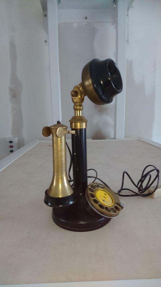 Telephone ancien  120 Vierzon (18)