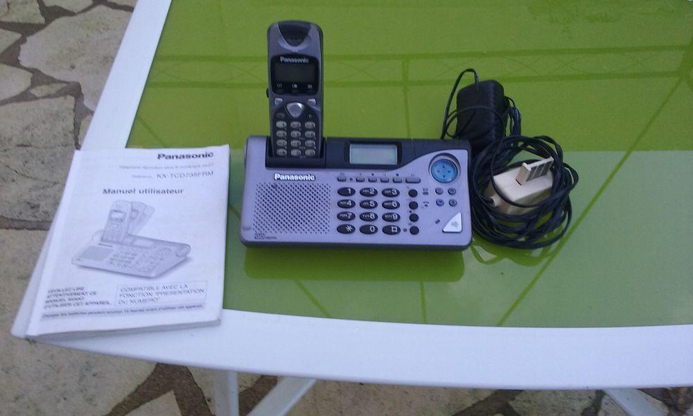 Téléphone avec répondeur 15 Bonneuil-Matours (86)
