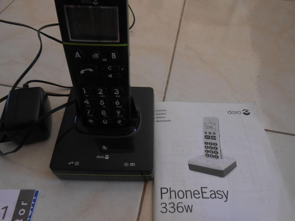 t l phones fixes occasion dans le var 83 annonces achat et vente de t l phones fixes. Black Bedroom Furniture Sets. Home Design Ideas