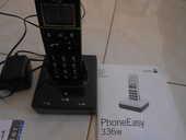 Téléphone et avertisseur pour personne âgée ou malentendante 80 Saint-Cyr-sur-Mer (83)
