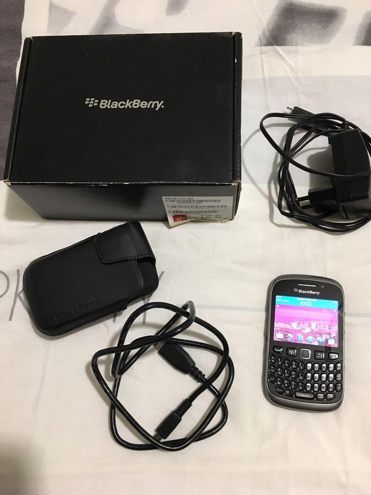 Téléphone BLACKBERRY Curve 8250 0 Bertangles (80)