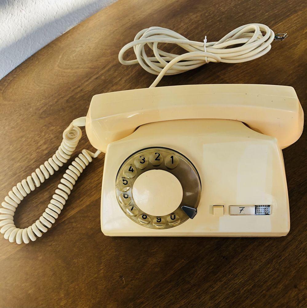 Téléphone à cadran Elektrim Aster F72 vintage 30 Toulon (83)