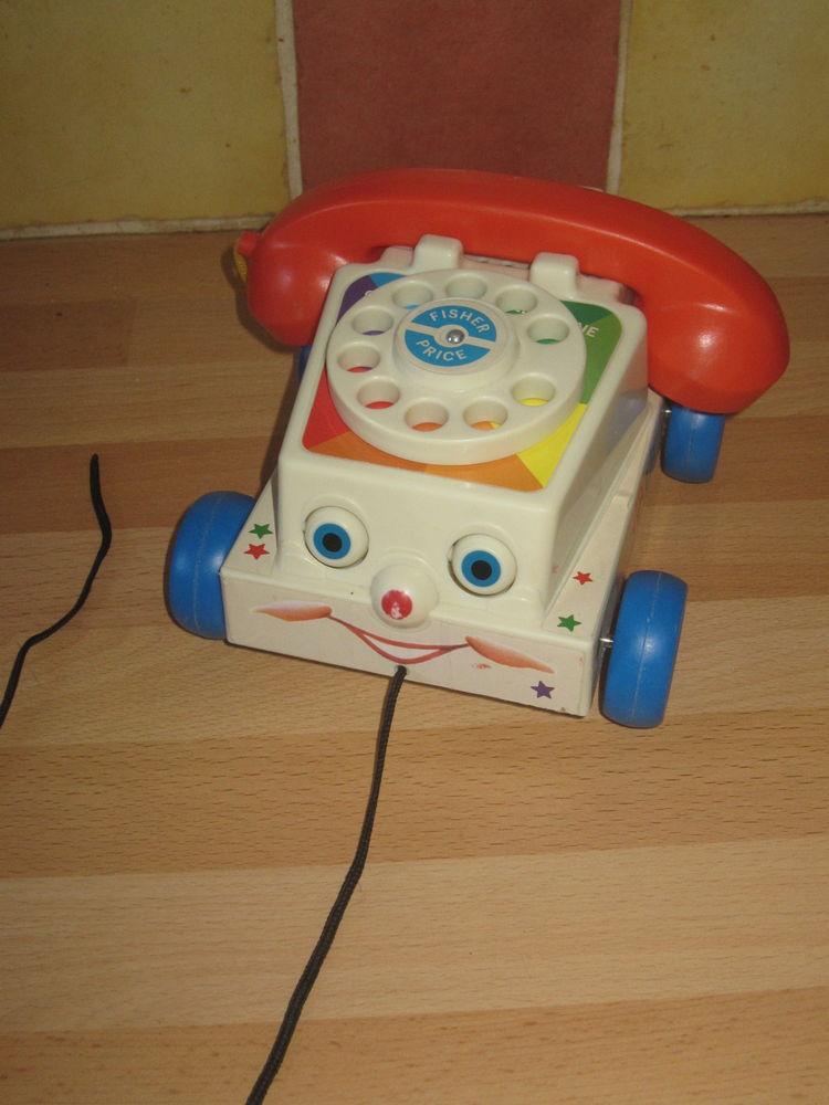 Téléphone fisher price chatter phone 8 Saint-Jean-Pla-de-Corts (66)