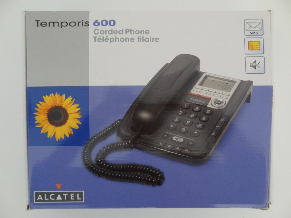 Téléphone fixe Alcatel Temporis 15 Varambon (01)