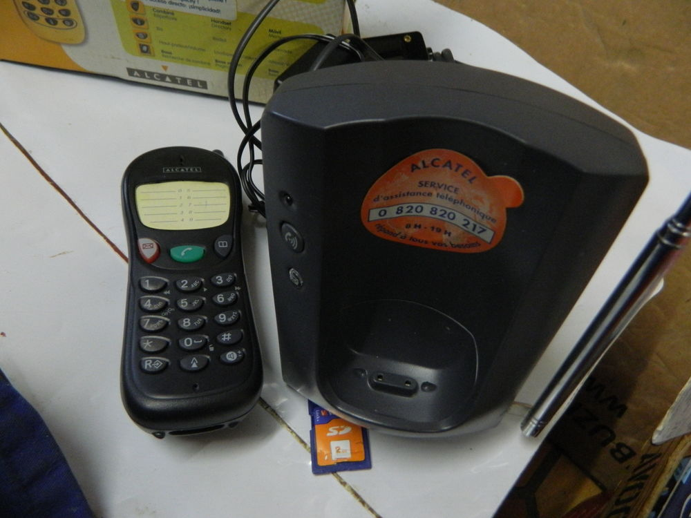 Telephone fixe alcatel  avec repondeur 15 Neuville-en-Ferrain (59)