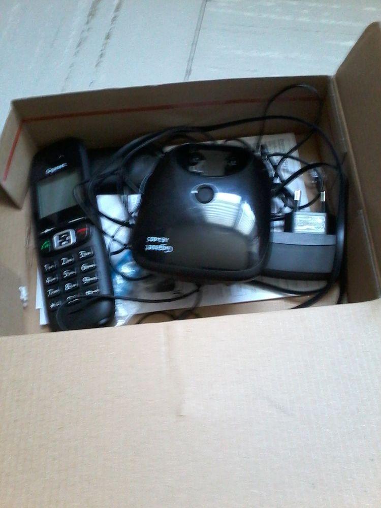 Téléphone fixe marque gigaset neuf  35 Tourcoing (59)