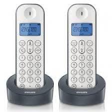 Téléphone fixe sans fil Philips D121 Duo 18 Toussus-le-Noble (78)
