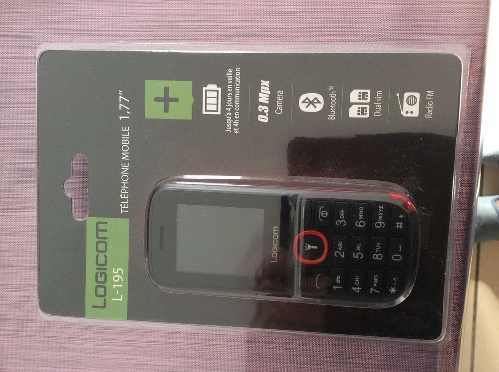 Téléphone mobile Logicom L- 195 noir sans abonnement neuf  10 La Bourboule (63)