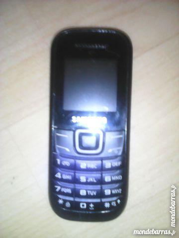 Téléphone Mobile Samsung GT E1200 - Noir 20 Mantes-la-Jolie (78)