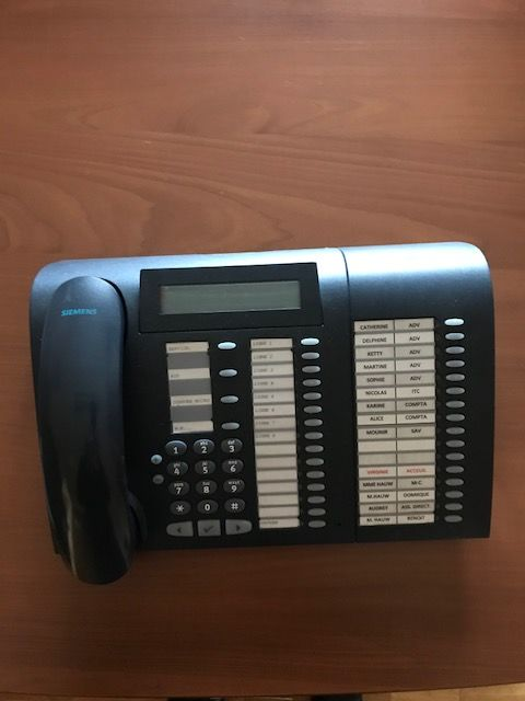 TELEPHONE OPTIPOINT 500 POUR STANDARD  40 Oye-Plage (62)