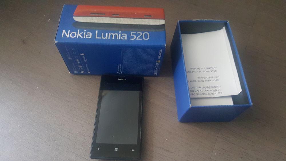 telephone portable NOKIA LUMIA 520 0 Villers-sur-Mer (14)