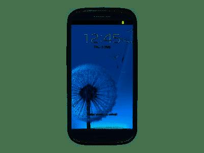 Téléphone portable Samsung Galaxy S III débloqué 70 Saint-Mandé (94)