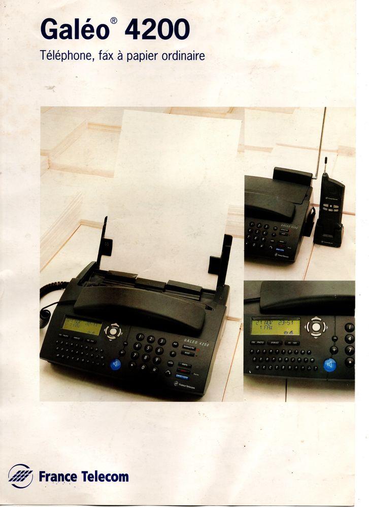 Telephone Fax Repondeur 20 Wardrecques (62)