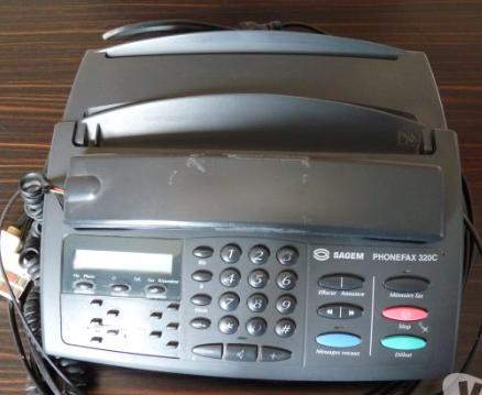 Téléphone sagem télécopieur-répondeur , phonefax navigateur 0 Paris 10 (75)