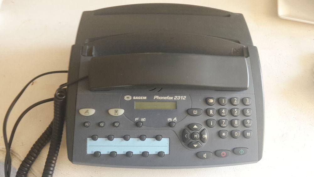 Téléphone fax Sagem très peu servi 50 Annœullin (59)