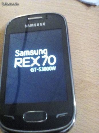 TELEPHONE SAMSUNG REX 7 S 3800 ETAT NEUF 25€ Téléphones et tablettes
