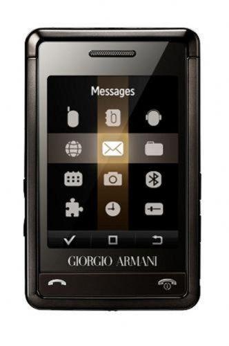 Téléphone Samsung SGH-P520 * ARMANI * Rares Collectionneurs 350 Arcueil (94)