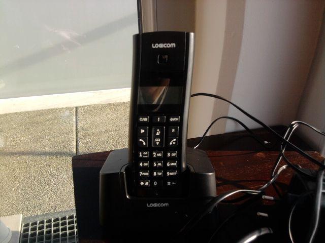 telephone sans fils logicom pour interieur 8 Saint-Jacques-de-la-Lande (35)