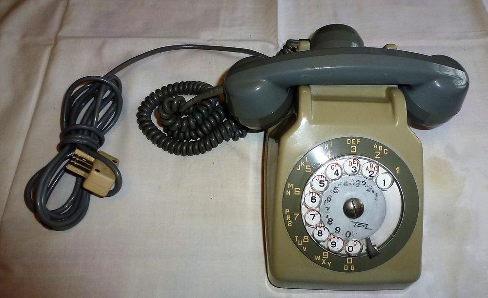 Téléphone vintage année 1972 5 Coupvray (77)
