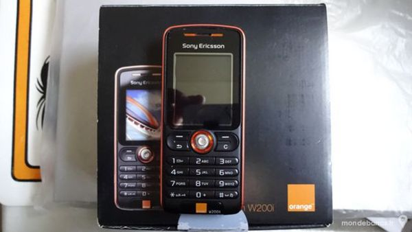 telephone w200 i 25 Cagnes-sur-Mer (06)