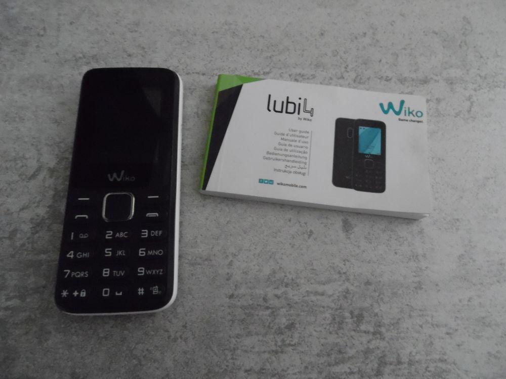 téléphone WIKO LUBI 4, jamais utilisé 15 Abbeville (80)