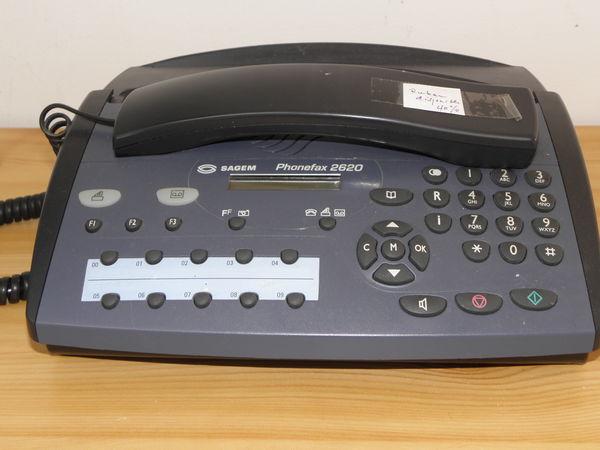 TELEPHONE FAX 15 Marcheprime (33)