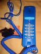 Lot de 2 téléphones bleus