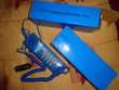 Lot de 2 téléphones bleus Téléphones et tablettes