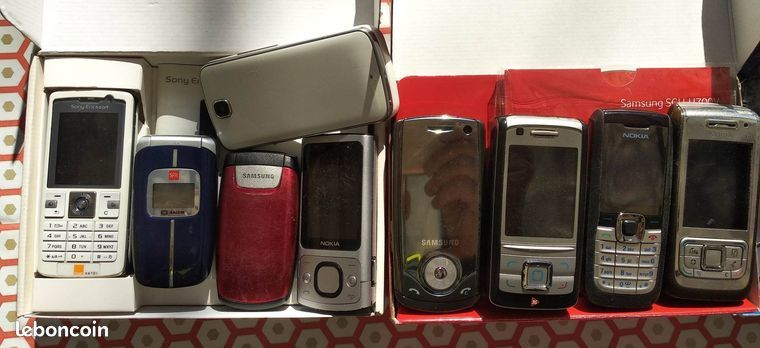 Téléphones Portables Vintage Nokia Samsung Sony 15 Montpellier (34)