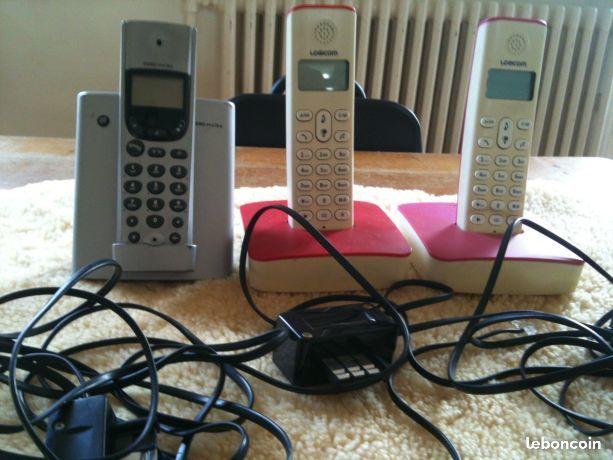 3 téléphones 10 Montreuil (93)