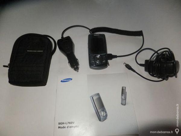 TELEPHONNE SAMSUNG SGH-L760V 20 Tillé (60)