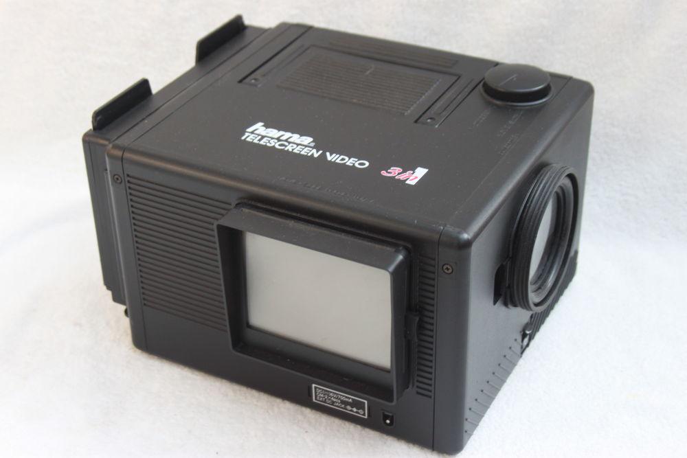 Telescreen Hama transfert de vidéo 3 en 1 50 Montigny-Lencoup (77)
