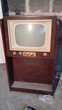 téléviseur années 1950