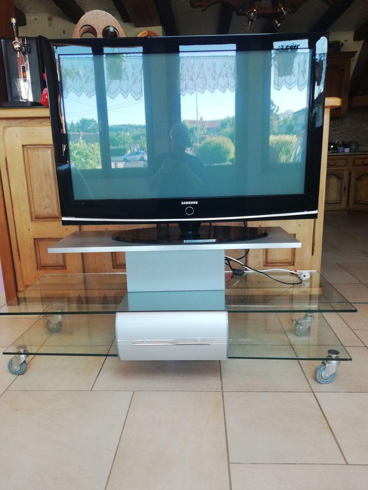 Téléviseur et son meuble 200 Bains-les-Bains (88)